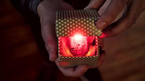 Fietsverlichting als cadeautje