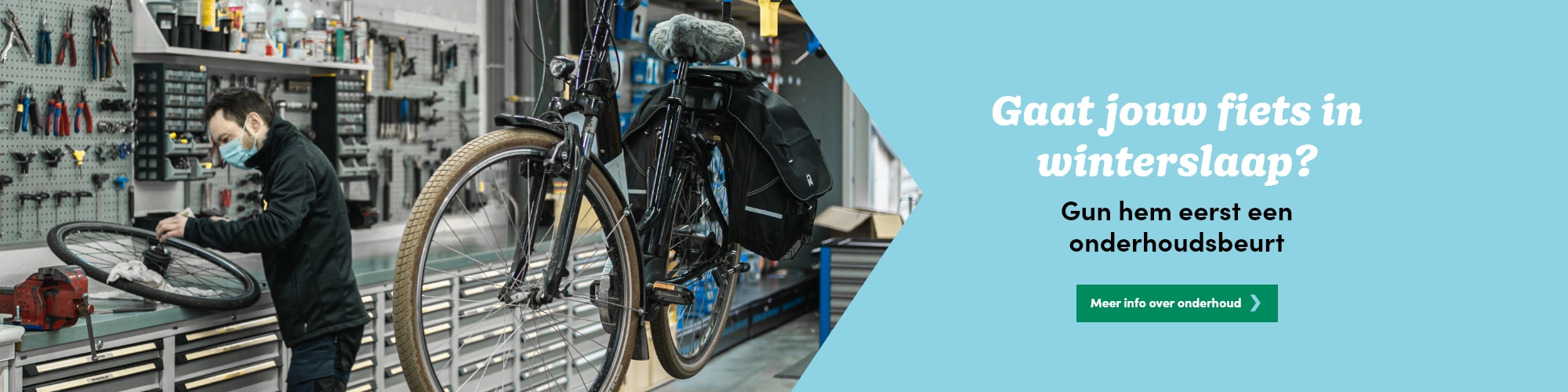 Onderhoud Bike Republic