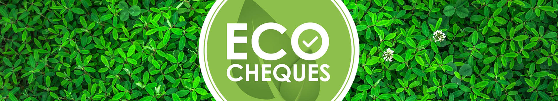 Ecocheques ecologisch