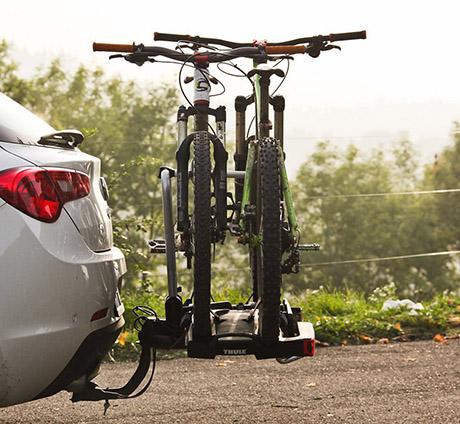 Thule fietsendrager voor zwaardere fietsen