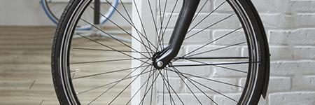 Herstelling van wiel