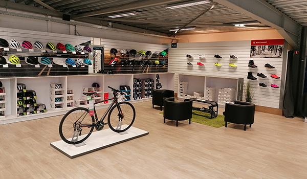 Virtuele tour winkel Leuven