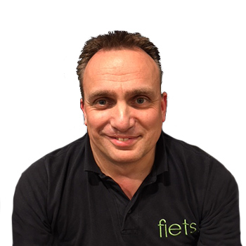 Fiets! Merksem store manager Yvan De Houwer