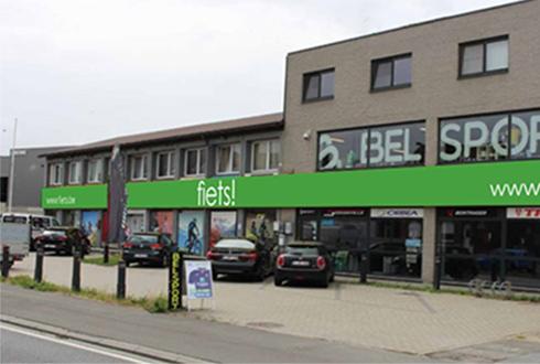 Fiets! winkel in Sint-Pieters-Leeuw