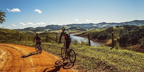 De 7 leukste mountainbikeroutes voor de herfst